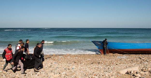 Libya sahillerinde 11 sığınmacının cesedi bulundu