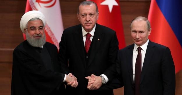 """ORSAM Suriye uzmanı Oytun Orhan; """"Rusya da İran da PKK'yı, PYD/YPG'yi terör örgütü olarak tanımadılar"""""""