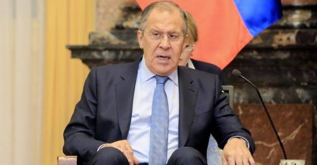 """Rusya Dışişleri Bakanı Lavrov: """"Türkiye Afrin'in kontrolünü Suriye'ye devretsin"""""""