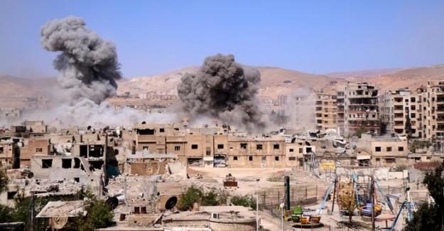 Rusya ve ABD arasında Suriye gerilimi tırmanıyor