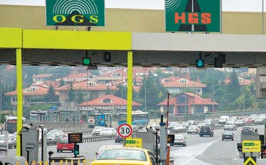 Türkiye'de HGS Abone Sayısı 11 Milyonu Aştı