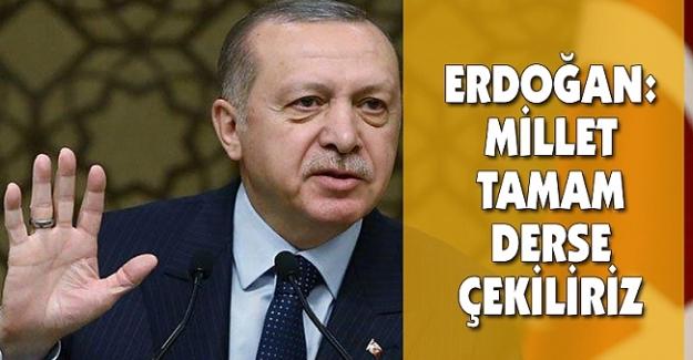 """Amerikan Post """"Türkiye'nin Gündemi"""" başlığını attı: """"Tamam mı-Devam mı?."""""""