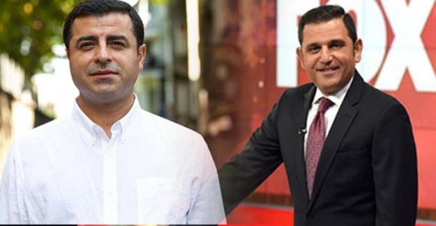 Fatih Portakal'dan Selahattin Demirtaş hakkında ilginç proğram