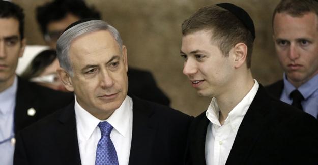 Netanyahu'nun oğlu, Instagram'da Türkiye'ye küfür etti !..
