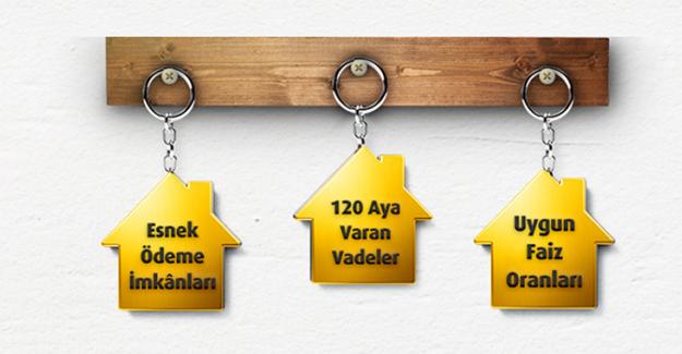 VakıfBank konut kredisinde sektörden dört kat fazla büyüdü