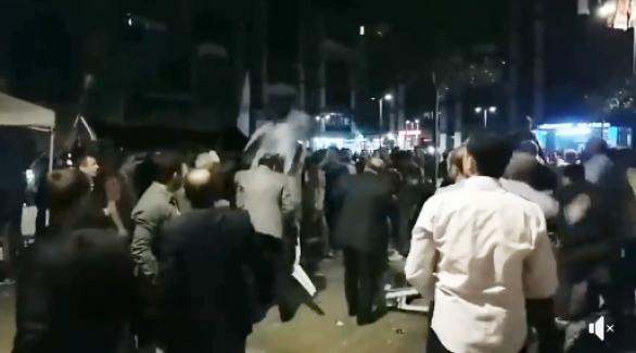 """Bursa'da """"Demokrasi Faciası""""; İYİ PARTİ Standına bir günde ikinci saldırı !"""