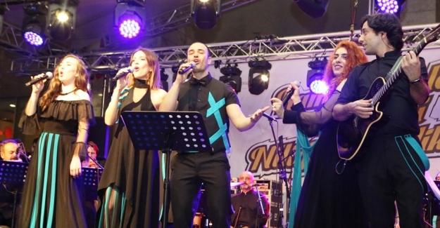 Nilüfer Kent Orkestrası'ndan muhteşem konser