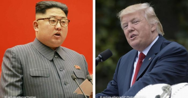Trump ve Kim zirve için Singapur'da