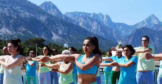Uluslararası Farkındalık Festivali  14 - 17 Haziran günlerinde Antalya'da