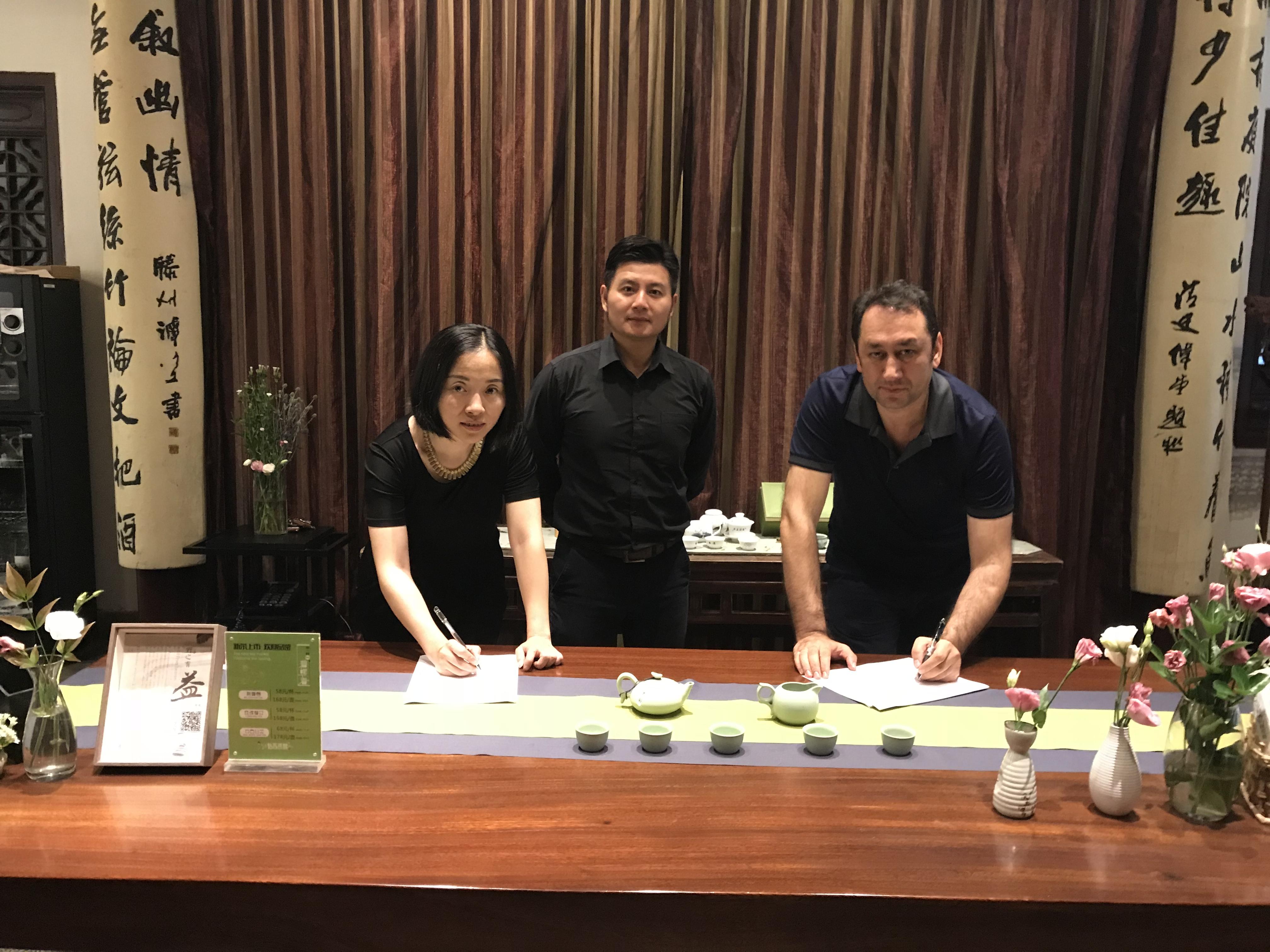 Doğtaş Mobilya, Çin'de bayilik anlaşması imzaladı