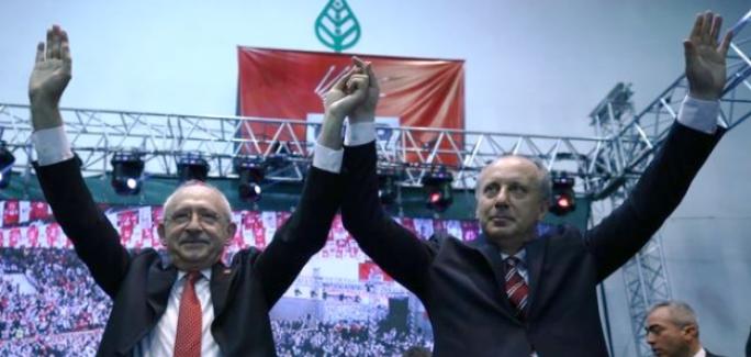 """İnce'den Kılıçdaroğlu'na; """"Yenildiysen çekileceksin, bahane üretmeyeceksin.."""""""