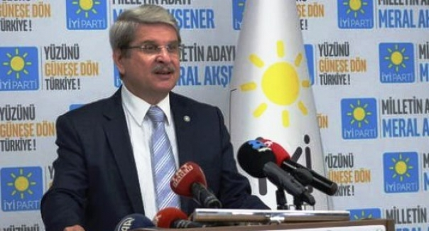 """İYİ Parti Sözcüsü Aytun Çıray; """"Millet İttifakı sona ermiştir"""""""