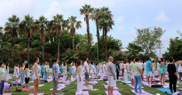 Uluslararası Farkındalık Festivali bu defa Antalya'da
