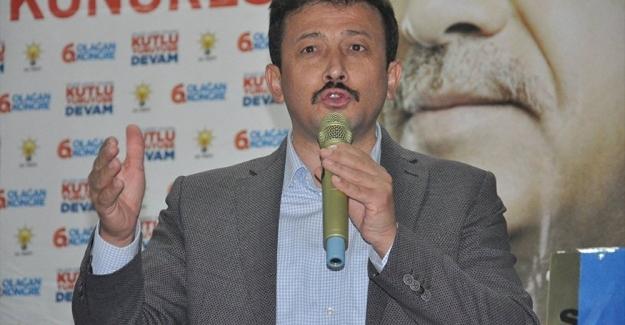 """AK Parti Genel Başkan Yardımcısı Hamza Dağ: """"Abdullah Gül bu harekete ihanet edenlerden biridir"""""""