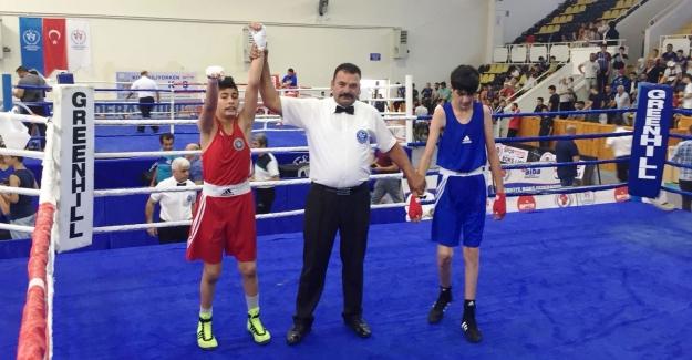 Boks Şampiyonu Bursa'dan