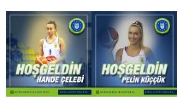 Büyükşehir Kadın Basketbol Takımına yeni transferler