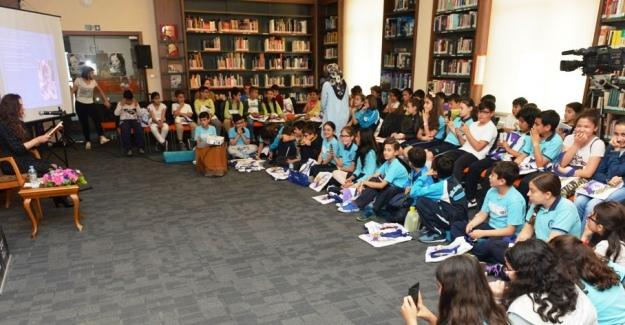 Bursalılar'ın bilgi hazinesi; Nilüfer Belediyesi Kütüphaneleri