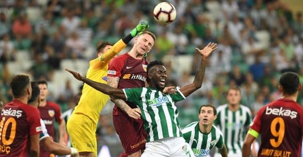 Bursaspor 0-0 Kayserispor