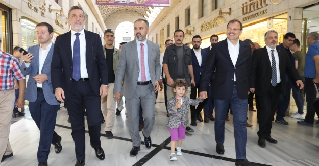 Büyükşehir Belediyesi 'çarşı için' harekete geçiyor