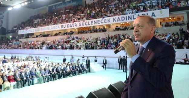 """Cumhurbaşkanı Erdoğan; """"Dış politikamızı hiç bir zaman yalanlar üzerine kurmadık"""""""