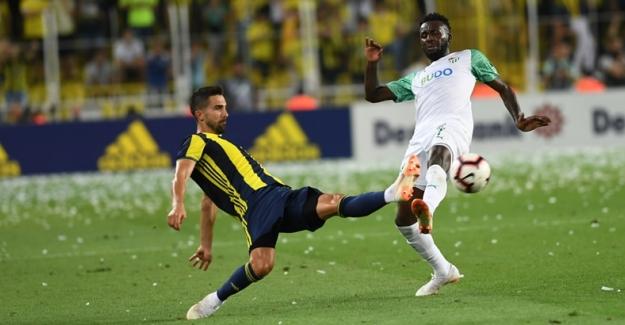 Fenerbahçe 2–1 Bursaspor