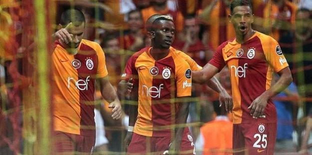 Galatasaray 6-0 Alanyaspor