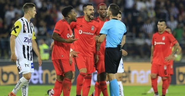 Partizan-Beşiktaş maçı için flaş karar!