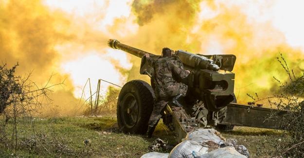 Suriye ordusu İdlib operasyonuna başladı