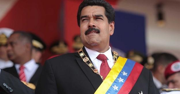 Venezüella Devlet Başkanı Maduro'ya bomba yüklü drone ile suikast girişimi