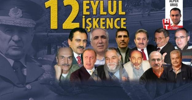 12 Eylül'ün işkencelerinde ölümü arayanlar anlattı...