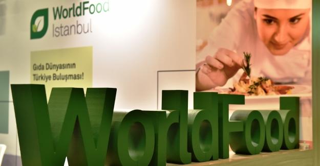 26. Uluslararası Gıda Ürünleri ve Teknolojileri Fuarı - WorldFood tüm hızıyla devam ediyor