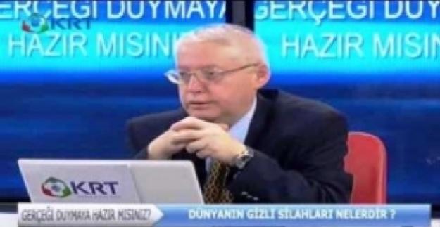 """Ali Bektan yazdı: """"Türkiye'ye HAARP Saldırıları sürüyor !.."""""""