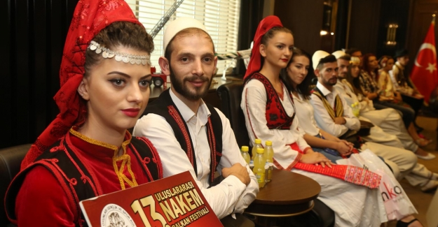 Balkanların tüm renkleri Bursa'da