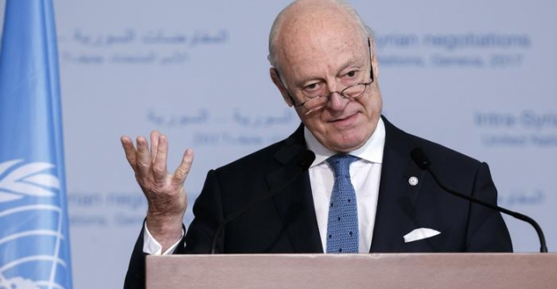 """BM Suriye Özel Temsilcisinden Erdoğan ve Putin'e çağrı: """"İdlib'te kan gölüne engel olun"""""""
