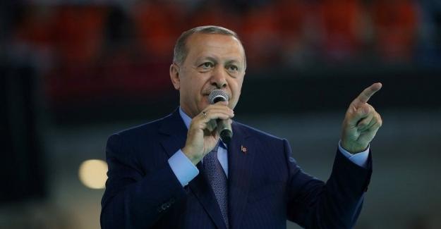 """Cumhurbaşkanı Erdoğan: """"Devlete karşı suçlarda devlet affedici olabilir"""""""