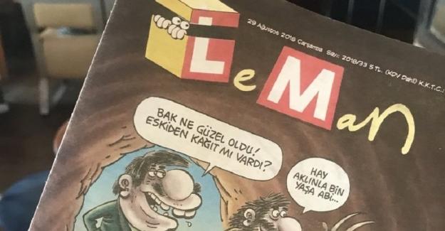 """Kağıt zamları piyasayı yakıyor.. Leman Dergisi'nden açıklama: """"Şaka değil batıyoruz"""""""