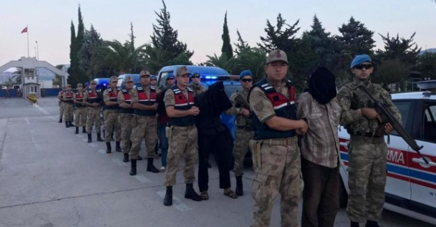 MİT Operasyonuyla 9 PKK/KCK/PDY/YPG mensubu Afrin'de yakalandı