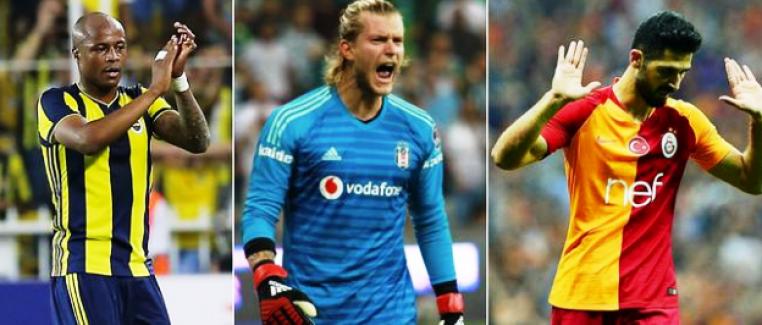 İşte ! Süper Lig'in en değerli kulüpleri