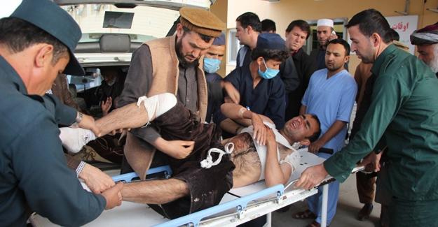 Afganistan'da seçim mitingine saldırı: 22 ölü
