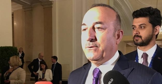 """Dışişleri Bakanı Çavuşoğlu: """"Basra ve Musul konsolosluklarımızı yeniden açıyoruz"""""""