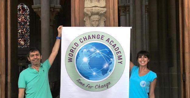 Dünya Değişim Akademisi 115. Merkezini Zürih'te açtı