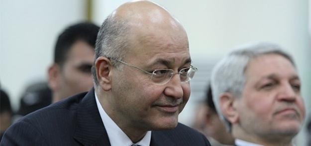 """Irak'ın yeni cumhurbaşkanı belli oldu: """"Berhem Salih"""""""