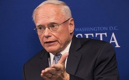 """ABD'nin Suriye Özel Temsilcisi James Jeffrey; """"Esed'in görevden ayrılması şart değil"""""""