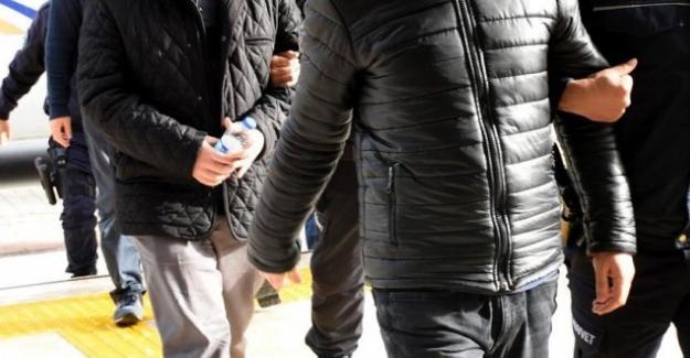 Antalya merkezli 6 ilde FETÖ operasyonu: 10 gözaltı