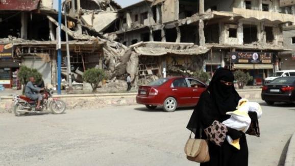 Belçika, Fransa ve Hollanda'lı IŞİD militanlarının Suriye'nin kuzeyinde tutulan aileleri ortada kaldı