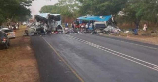O ülkede tek bir trafik kazasında 47 kişi öldü