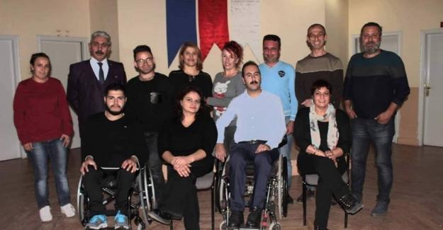 """Sivas'ta bir ilke daha imza atılıyor: """"Sanat Engel Tanımaz"""""""