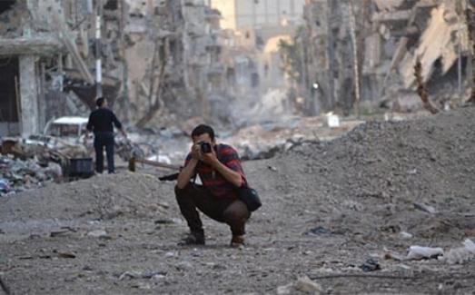 Suriye'de 689 medya çalışanı yaşamını yitirdi