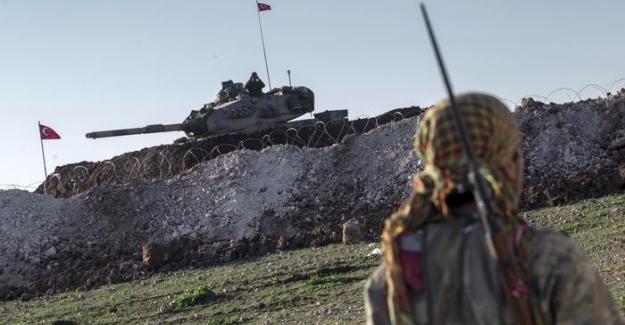 Suriye'nin kuzeyini vuran Türkiye'ye ABD'den tepki