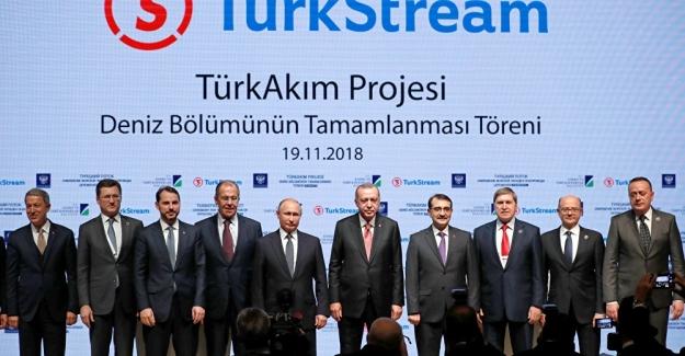 Türk Akımı, Ukrayna doğalgaz boru hattını çökertiyor